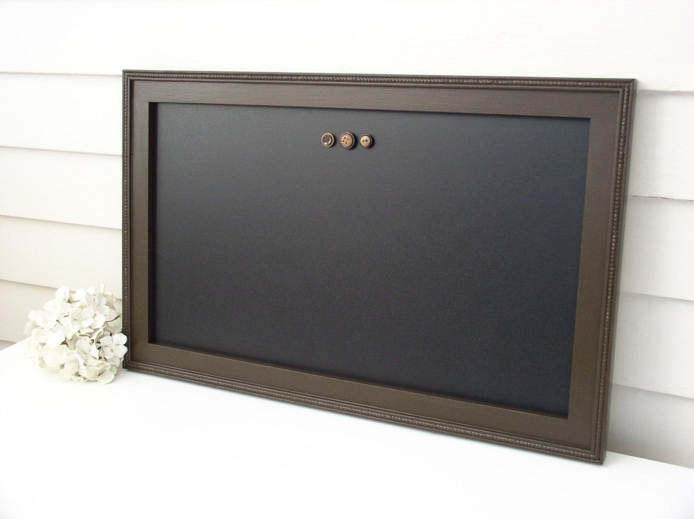 Elegante magnetische Tafel Pinnwand Magnettafel mit | Etsy