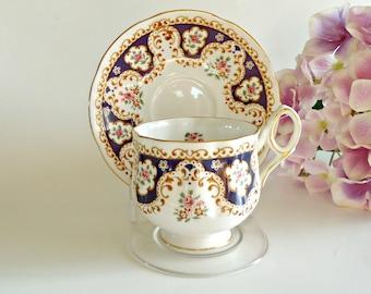 Rosina tea cup | Etsy