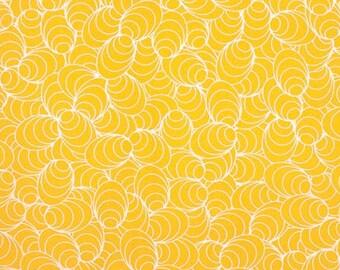 Lovelorn Ovals in Yellow by Jenean Morrison
