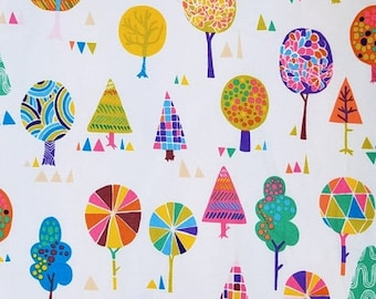 Fabric by the Yard - Magic Trees from Alexander Henry Fabrics