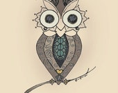 The Lovely Owl