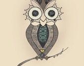 The Lovely Owl