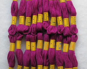 Needlepoint Yarn Paterna Paternayan Persian Wool #444 Lot 99 3 Ply 40 Yards