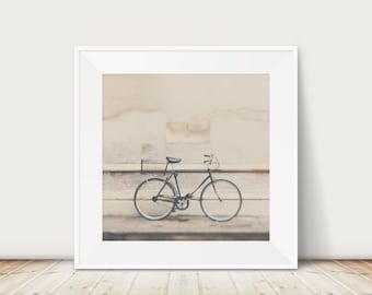 black bicycle photograph, Cambridge photograph, black bike print, Cambridge University, urban decor, travel photography, gifts for him