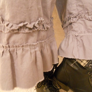 sizes 4-30 taffeta Victorian Edwardian style Bloomers with frill and lace underwear pants capris knickers drawers Steampunk