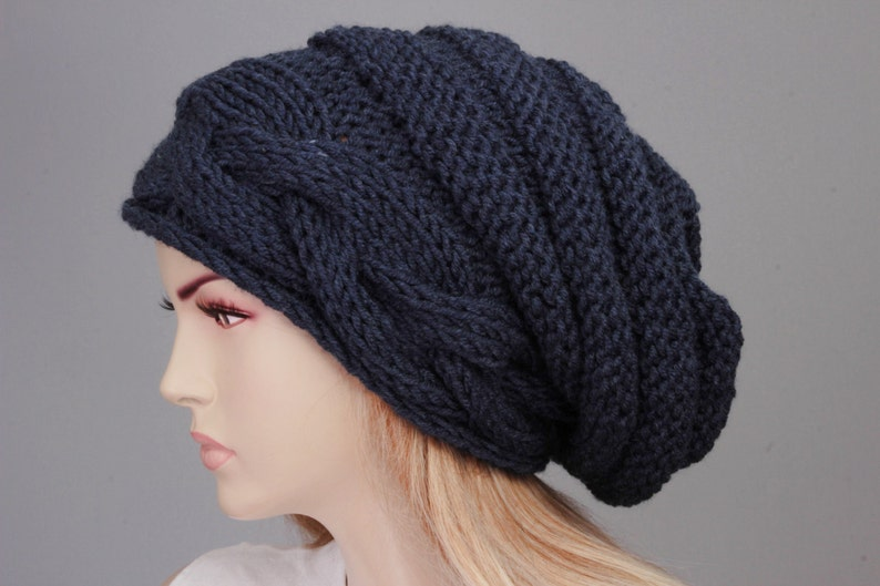 a6ee5e97738 Big Sale Slouchy beanie oversized beanie hat winter knit hat