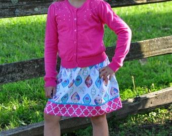 Disney Frozen  Skirt ( 18 mos, 24 mos,  2T, 3T, 4T, 5 ,6, 7, 8, 10)