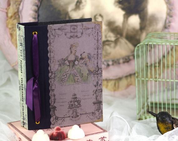 Grand répertoire téléphonique Marie Antoinette cadeau Noël