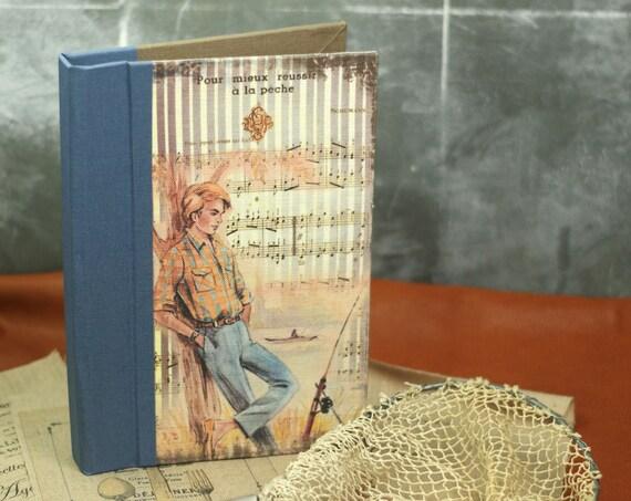 Pêche, livre de pêche, le pêcheur, ouverture de la pêche, cadeau pêcheur,