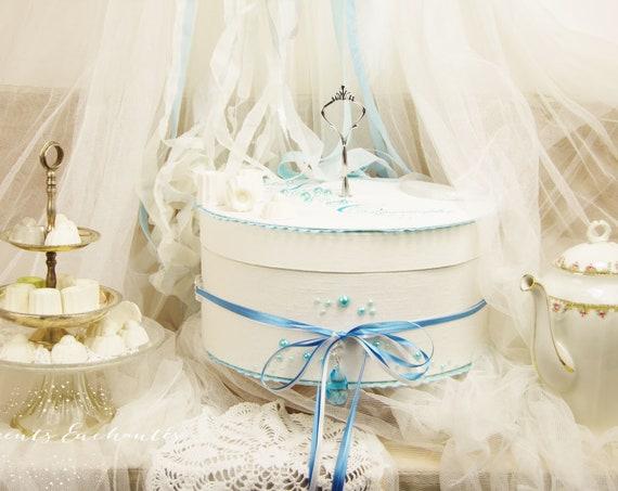 Cadeau Mariage Livre d'or et son urne mariage dentelle personnalisé
