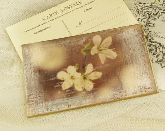 """Carte postale artistique France Dijon """"Le printemps"""" carterie artistique"""