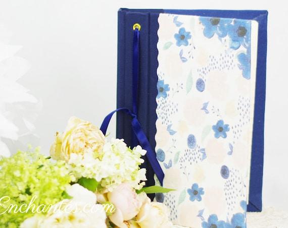 Grand répertoire téléphonique floral aquarelle joli cadeau