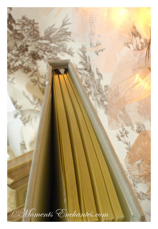 cadeau mariage personnalis livre d 39 or moments enchant s collection nuage de dentelle dentelle. Black Bedroom Furniture Sets. Home Design Ideas