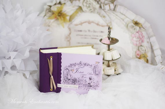 """Album photo baby birth pregnant present baby maternity """" Rue des Anges """" once upon time mothers' Day"""