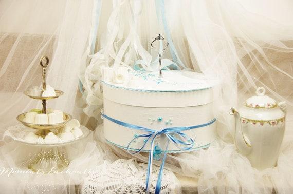 Mariage urne perles d' amour votre coffret boite à dons  boite à souvenirs personnalisée cabochons
