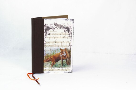 Hunting venery book  hare coursing very nice journal write in French  vintage pictures fox hunting