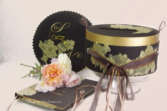 Mariage urne dentelle votre coffret mariage