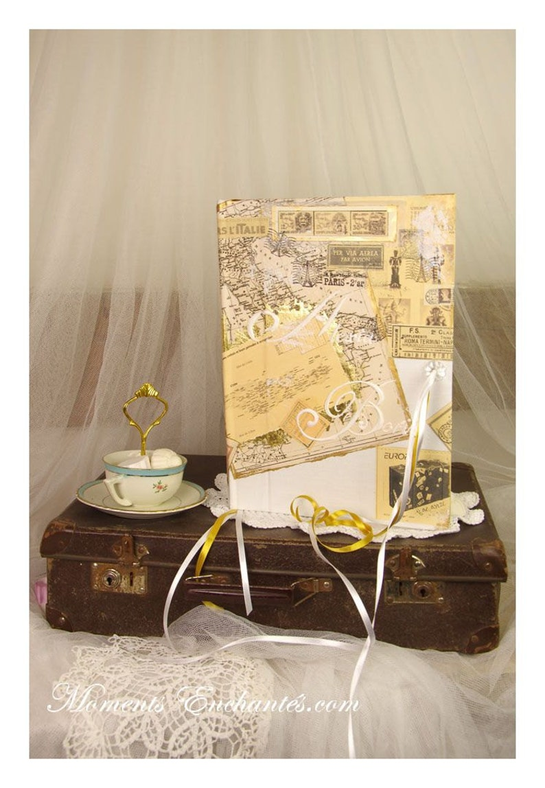 Livre D Or Mariage Voyages Personnalise Livre D Or Idees Livre D Or Aventures Livre D Or Cadeau Carnet De Route Livre D Or