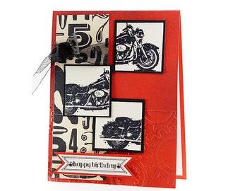 Bday Card Rustic Husband Gift Idea Birthday For Dad