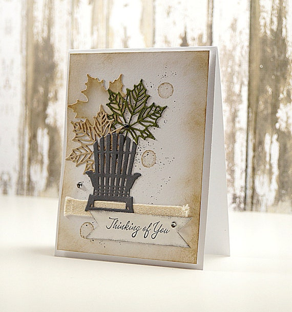 Thinking of you note cards cute friend card messages for etsy image 0 m4hsunfo