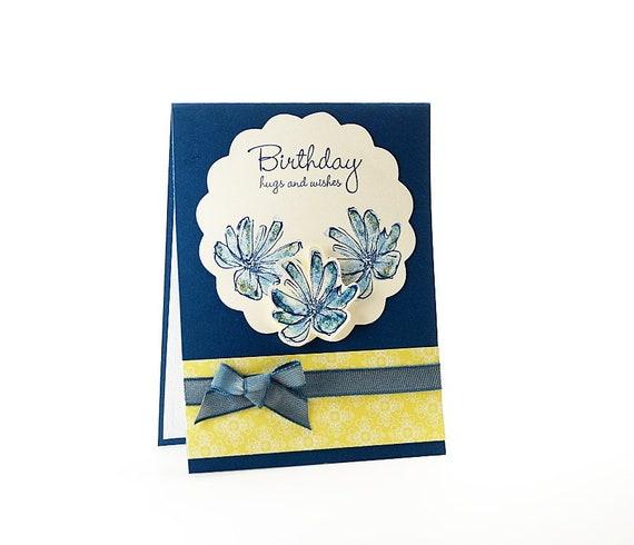 Birthday Card Handmade For Mom For Daughter For Sister Etsy