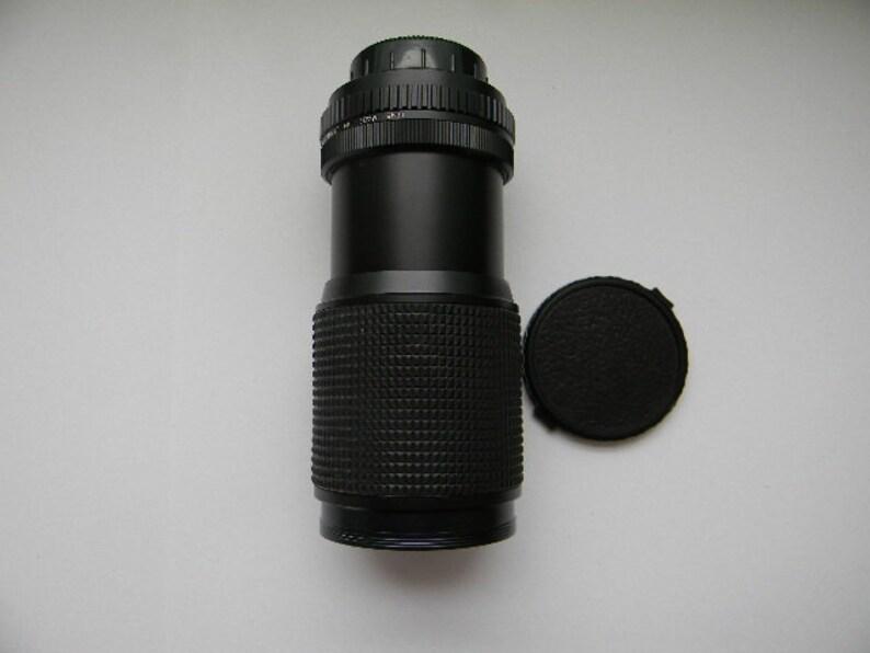 Vintage COMMANDER MC, Auto Zoom 80 - 200mm, Camera Lens
