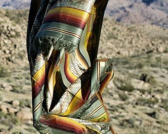 Handwoven Textile  Blanket | SALT AND SOL