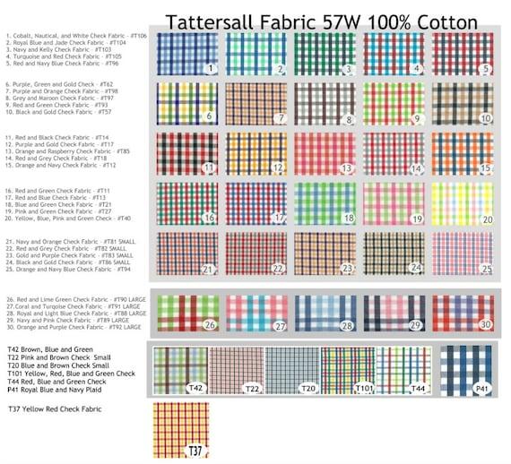 100/% Cotton Fabric Tiny Checks in Dark Raspberry Red//Light Raspberry//Light Pink