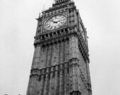 Holga Big Ben, hand made ...