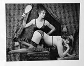 Staged Spanking, MATURE A...