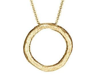 6b037d042c5c3 Gold circle of life | Etsy