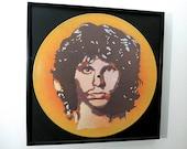 Jim Morrison art vinyl st...