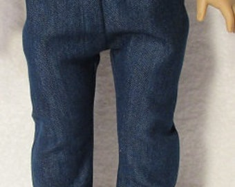 18 Inch Doll Dark Blue Jeans Fit American Girl Doll On Sale