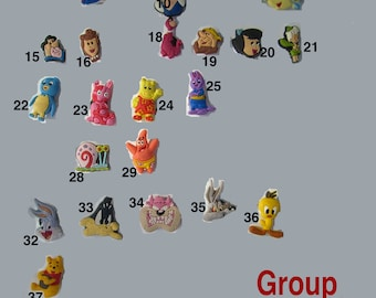 23f6f4b88bd631 Winnie The Pooh Shoe Charms