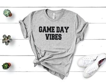 Game Day Tee | Game Day Tee | Game Day Shirt | Football shirt | Football Mom Shirt | Game Day Clothing | Game Day Tshirt