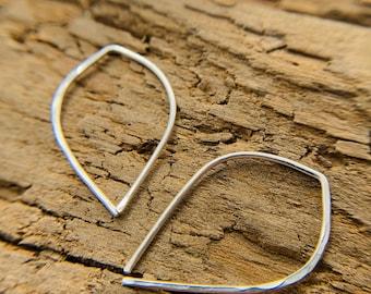STEVIE Dewdrop Threader Earrings - Unisex Everyday Boho Luxe Jewelry