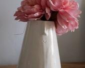 Face Cone Vase