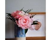 Slouchy Free Form Vase