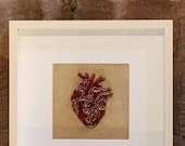 Anatomical Ceramic Heart