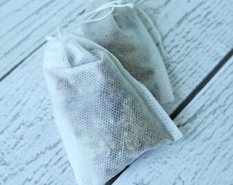 Herbal Sleep Sachet - relaxation, aromatherapy, lavender sachet, herbal sleep