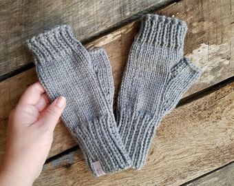 Ready to Ship - Fingerless Mitts