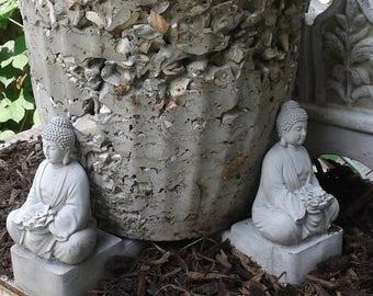 Buddha Pot Feet or Risers (Set of Three)