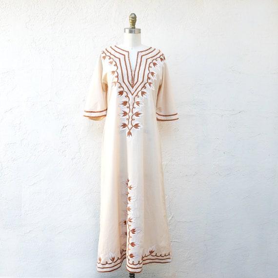 70s Festival Dress Size Small