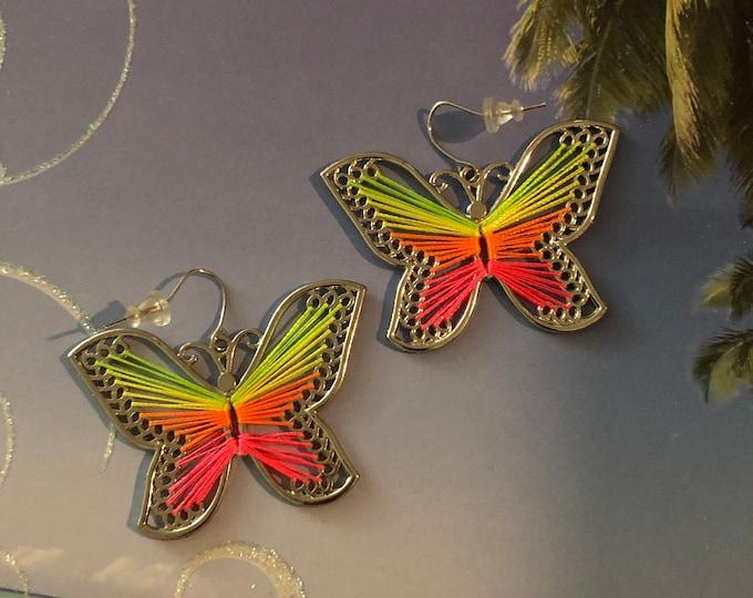 Breezy Butterfly Earrings