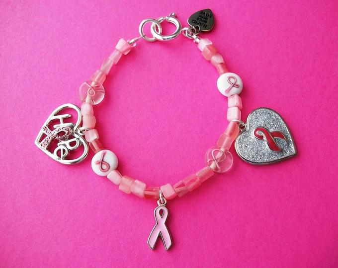 Wear for Life Women's Cancer Awareness Bracelet