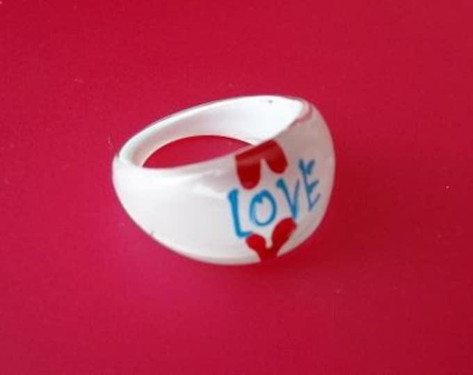 Modern Love Ring