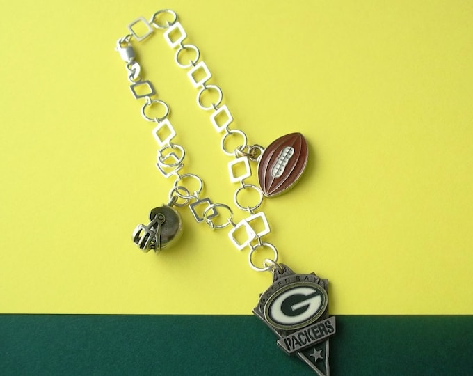 Touchdown NFL Green Bay Packers Team Bracelet