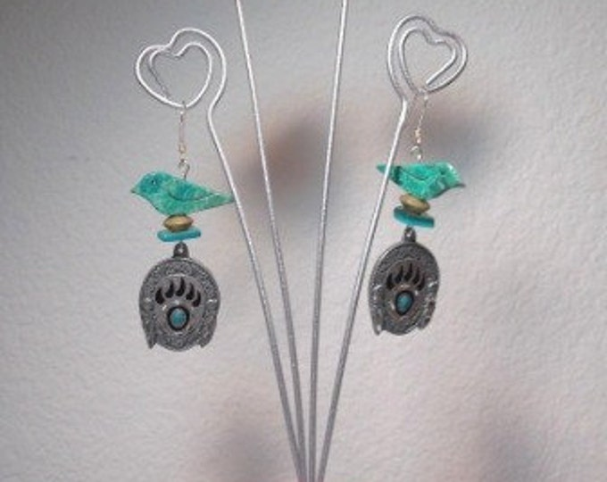 We Are All One Spirit Earrings