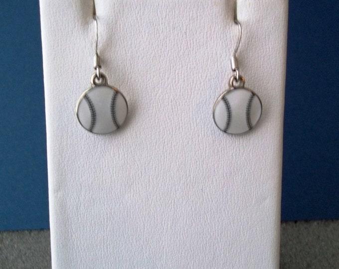 Home Run Earrings