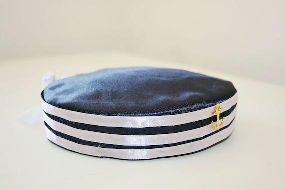 2f6c1fe98be captains hatcocktail hat1930s hatnautical hat